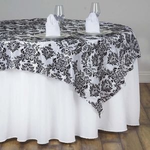 Tablecloths and overlays and More